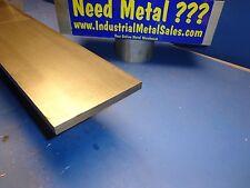 """3/8"""" x 4"""" x 12""""-Long CR1018 Steel Flat Bar- .375"""" x 4""""Steel Flat Bar MILL STOCK"""
