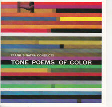 Frank Sinatra Conducts Tone Poems of Color, CD, NEW~!! from Sinatra, Jr. Estate