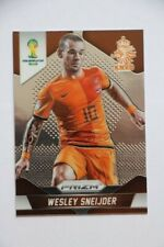 Panini Carte de base Prizm World Cup 2014 Wesley Sneijder # 33 Pays-Bas