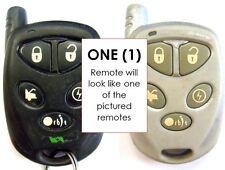 keyless remote entry NAHTDK4 starter clicker key FOB PHOB BOB alarm start phob