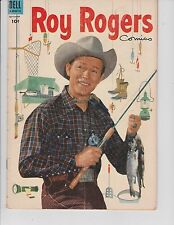 Roy Rogers  #81 ( Photo Cover  GD  2.0) Sept-1954,  DELL