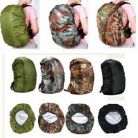 35L-70L Waterproof Dust Rain Cover Travel Hiking Backpack Camping Rucksack Bag