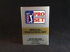 PGA Tour Special Inaugural Set Pro Set 100 PGA Tour Cards