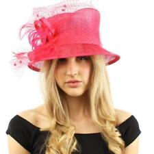 Sinamay Church Dress Hats for Women  f0dea66887ce