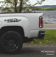 4x4 Off Road Vinyl Racing Decals Fits GMC Canyon Stickers Sport 4 Wheel Drive