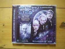 Doctor Who The Cold Equation, Companion Chronicles 2011 Big Finish audio book CD