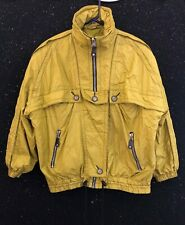 Head Sportswear Jacket Adult Sz 40 Yellow Gold Cool Vintage Ski Puffer Jacket