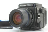 【MINT++】 Mamiya RZ67 Pro w/Sekor Z 50mm f4.5 W +120 Film Back From Japan #439