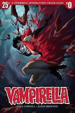 Dynamite Comics Vampirella #0 Sexy Cover A Philip Tan Bagged & Boarded Instock