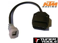 KTM Adapter Cable/Lead TuneEcu 6pin to OBD Adapter