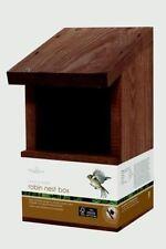 Wooden Robin Box Bird Baths, Feeders & Tables