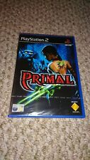 Primal Sony PlayStation 2 PS2 Brand New & Sealed UK PAL Horror