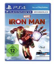 PS4 PSVR Spiel Marvels Iron Man VR *Top Zustand*