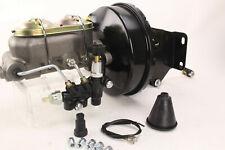 """Jeep CJ7 & CJ5 9"""" Power Brake Booster, Master Cylinder, Adjustable Proportioning"""