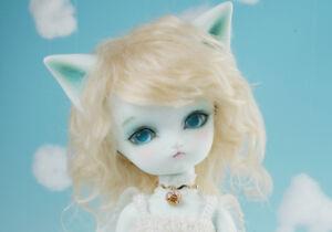 BJD 1/6 Isaac--The Cloud Faery Sweetness Lovely cat soom free eyes+face make up