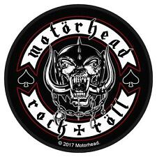 MOTÖRHEAD - Aufnäher Patch Biker Badge 9x9cm