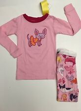 NWT BABYGAP BABY GAP 3T 3 PAJAMAS PJ'S DOGS LONG SLEEVES SLEEP SET SLEEPWEAR