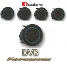 Cobra F0294S Car Front Parking Sensor Kit 4 Way 22mm