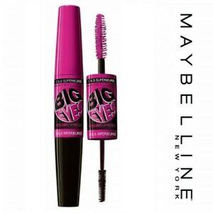 Maybelline Mascara Big Eyes Volum' Express Black