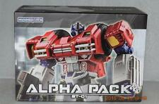 New Spark Toys Transformers ST-01 Alpha Pack DW War Within Optimus Prime MISB