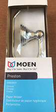 Moen  Preston Chrome Toilet Paper Holder 0034584002259 DN8408CH