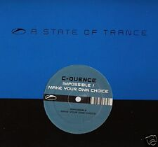 "C-Quence  ""Impossible / Make Your Own Choice"" * asot080"