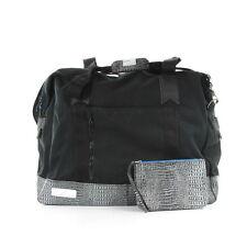 ADIDAS ORIGINALS WEEKENDER BAG 2 - V42116 - BLACK - BRAND NEW AND RARE