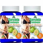 2- 100 Pure Garcinia Cambogia Extract Mega Extreme 1000mg Pure HCA Weight Loss
