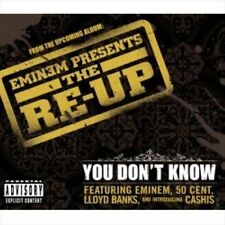 EMINEM presents THE RE-UP - 2 TRACK CD