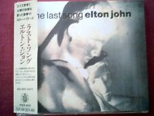 "ELTON JOHN - JAPAN MAXI CD ""THE LAST SONG"""