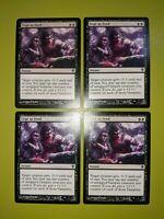 Urge to Feed x4 - Worldwake - Magic the Gathering MTG 4x Playset