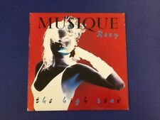 ROXY MUSIC~the high road ~ WB 1983 ~ (LP) Nm  / (JACKET) Vg+