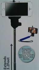 Selfie Stick  Extender to 3.2 Feet  For Cell Phone, Camera GREAT FOR GROUP PICS