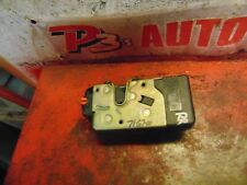05 04 03 00 02 01 Saturn L300 LW300 right rear door latch & power lock actuator