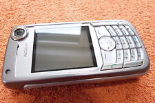 Nokia 6680 * Grau Silber * WIE NEU * Multimedia EDGE GPRS 1,3MP * Ohne Simlock
