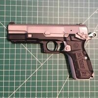 Grip and Rail System for the Browning and FN Hi Power Black