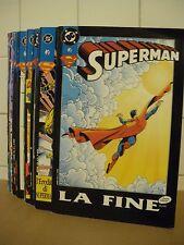 SUPERMAN DC COMICS 1/16 Sequenza (MP15)
