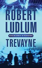 Trevayne by Robert Ludlum Book, New (Paperback)