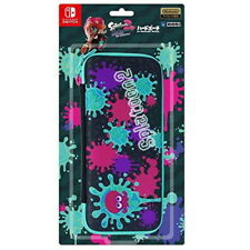 Splatoon 2 Hard Pouch for Nintendo Switch Ink x Octoling Hori Japan New F/S