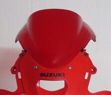 CUPOLINO FABBRI DOUBLE BUBBLE ROSSO / PEZZI DI RICAMBIO - SUZUKI SV 650 99-02