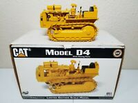 Caterpillar Cat Model D4 Crawler Tractor - Riecke CCM 1:16 Scale Model New!