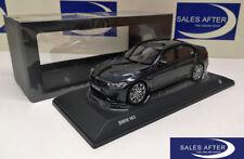 Original BMW Miniatur M3 F80 Competition Paket Mineralgrau 1:18 Sammlermodell