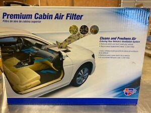 Carquest 90081PT Premium Cabin Filter New