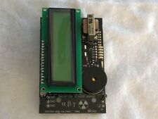 Arduino Radiation Sensor Shield, Supports 400-1000V Geiger Tubes