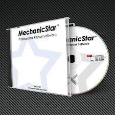 Fiat/Allis Chalmers 65, M65 Motor Grader Service Manual CD-ROM (8 Vol. Complete)