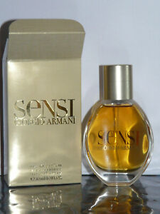 SENSI BY GIORGIO ARMANI EAU DE PARFUM SPRAY 1 FL. OZ / 30 ML FULL ORIGINAL