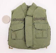 Ace 101st Airborne Sgt Popeye flak jacket 1/6 toys vest dragon soldier Vietnam
