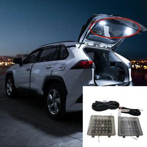 For Toyota RAV4 XA50 2019-2021 Inner Car Hatch Door Trunk LED Lamp Replacement