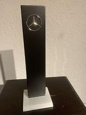 Mercedes Benz Pylone 1:18 Tischsäule Säule Wimpel Original Neu W201,W124,R129