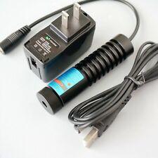 1500mw High Power Laser Module 445/450nm 1.5W Blue Diode Dot Laser 12V/Adapter